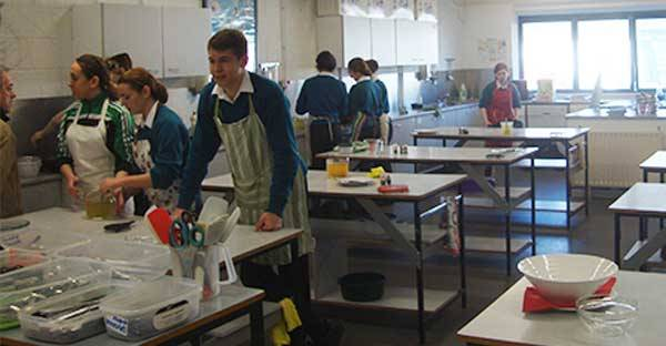 Asignaturas en colegios de Irlanda: Home Economics