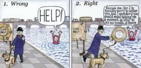 Las 10 frases de cortesía en inglés que no pueden faltar en tu vocabulario para hacer un curso en el extranjero